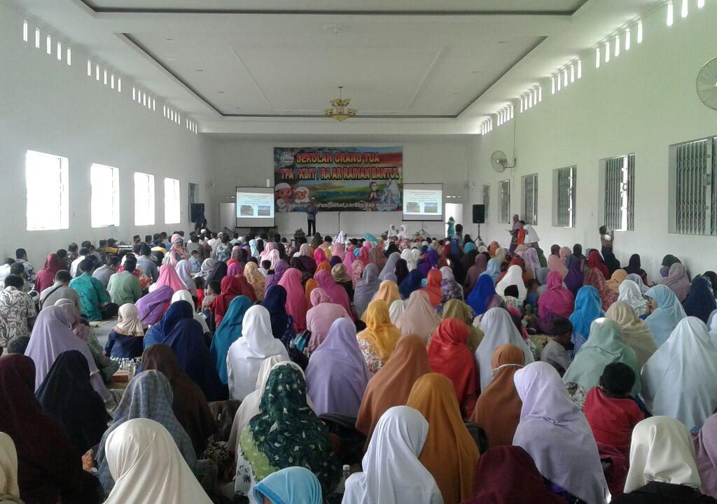 2016-10-09--Parenting Day Yayasan Ar Raihan 2